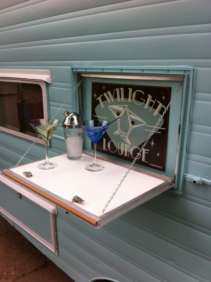 Best Caravan Images On Pinterest Vintage Caravans Camp - Old shabby trailer gets one hell makeover
