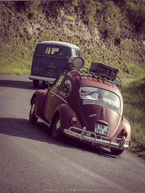 VW Transporter T1 and VW Type 1/Bug