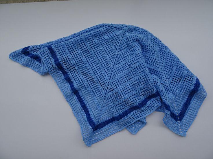 Baby blanket for Amor em Pontos