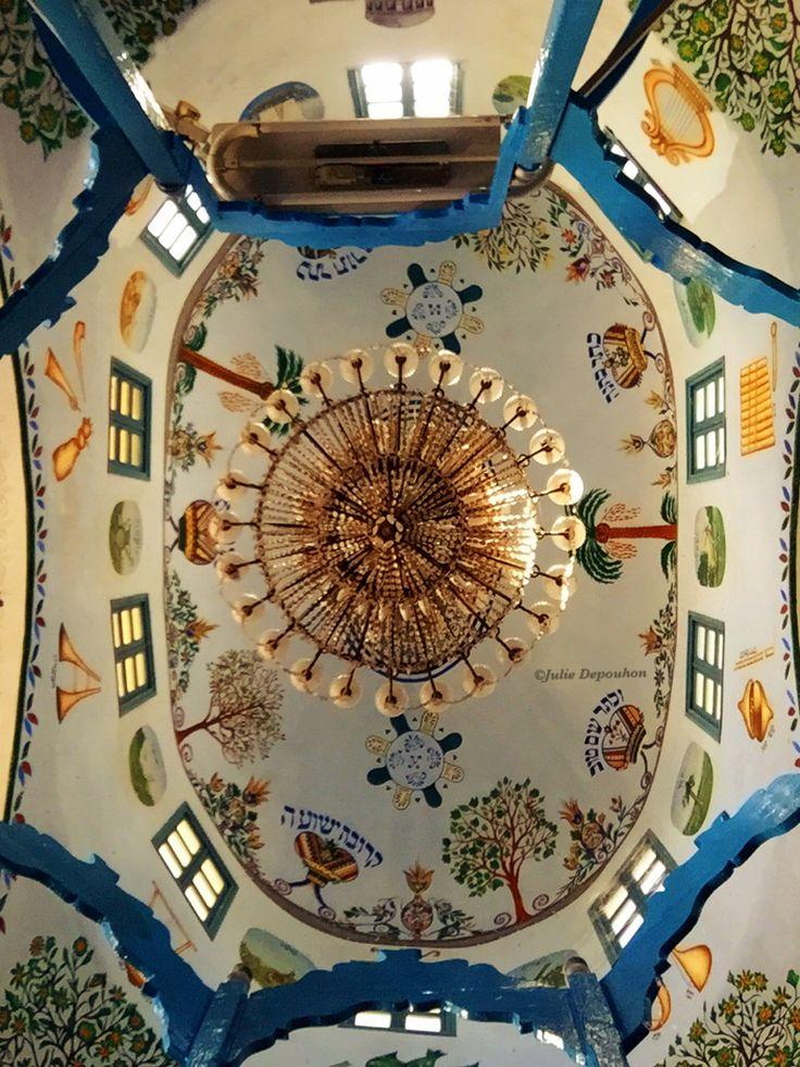 Tzfat, Israel... Sinagoga