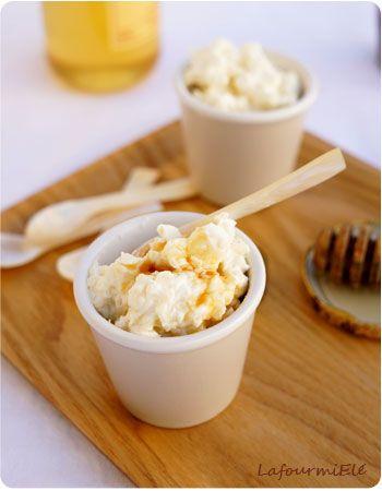 La recette de riz au lait à la vanille de Pierre Hermé testée et approuvée : parfum sirop d'érable