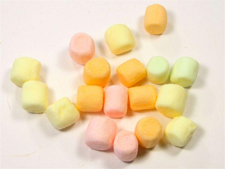 Marshmallow americano (bala fofinha | Doces e sobremesas > Marshmallow | Receitas Gshow