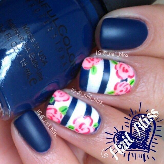 _nail_bliss_ #nail #nails #nailart