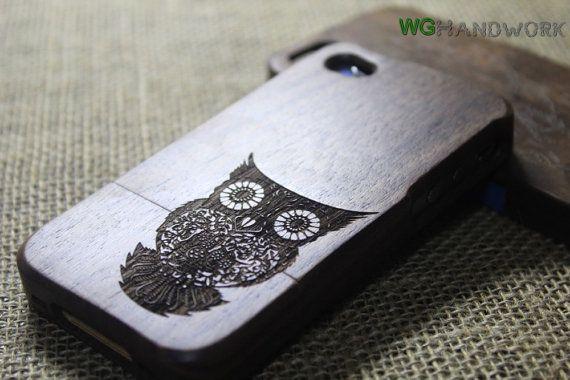 Eyes of Owl by Mug Yourself on Etsy