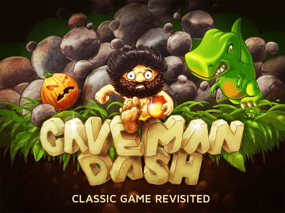 Caveman Dash