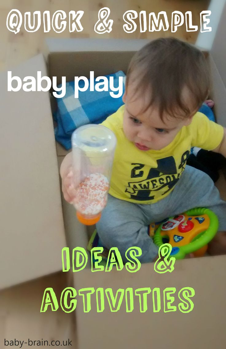Colour activities babies - Quick Simple Baby Play Activity Ideas Baby Brain Co Uk Psychology