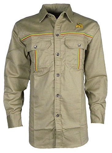 Mens Rasta Shirt Long Sleeves Full front Button Closure (Medium, Beige) Raw Blue http://www.amazon.co.uk/dp/B00K2HT66A/ref=cm_sw_r_pi_dp_.HtTub10VR4XT