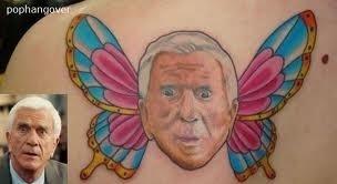 Bad portrait tattoos, always satisfyingly hilarious.