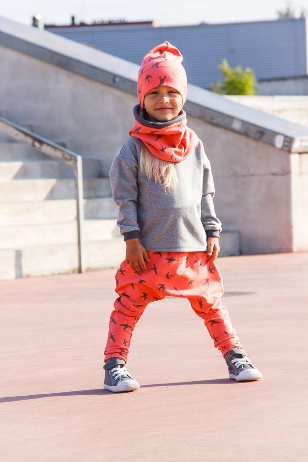 MaliBaggy - Malinami - Spodnie dla niemowląt