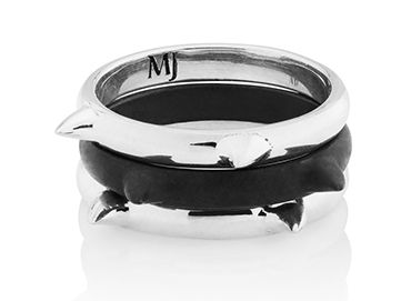 May be the last fashion writer in NZ to discover glorious MICHAELJOHN Jewellery