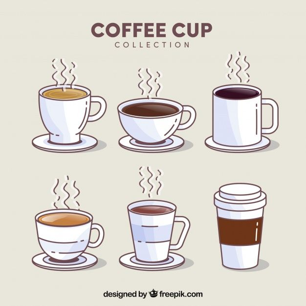 Discover The Best Free Resources Of Coffee Cup Tatuagem De
