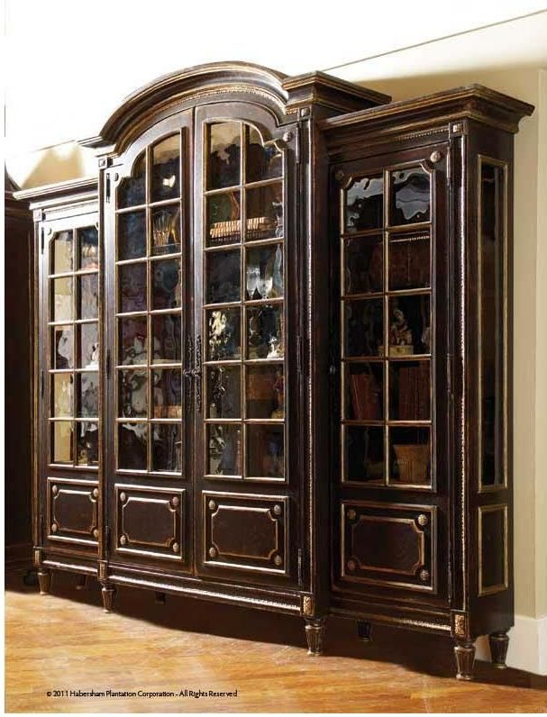 Shop For Habersham Plantation Corporation Innsbruck Breakfront, And Other  Dining Room Cabinets At Lenoir Empire Furniture In Johnson City, TN.