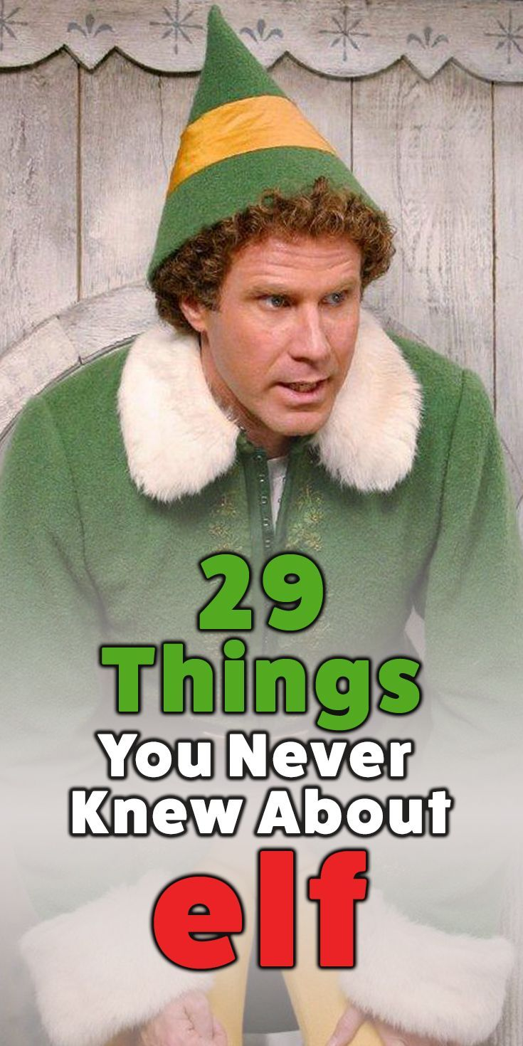 Will Ferrell is a comic genius, and he brought that genius into a holiday classic — Elf — that's full of so many memorable lines you could have whole conversation just with Buddy quotes. But how much do you really know about this Christmas movie that's quickly become a classic? Find out with this fun Elf trivia!