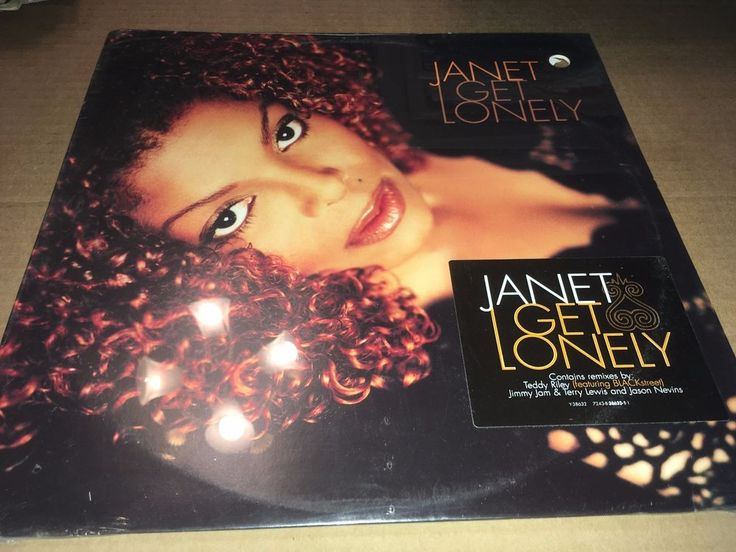 """Janet Jackson - I Get Lonely Remix Virgin Records 1998 12"""" Hip Hop / Pop Music #EastCoastElectroFreestyleACappellaFrenchRapGFunkGangstaHardcoreGrimeInstrumentalJazzyHipHopKwaitoLatinRapOldSchoolPoliticalConsciousReggaetonSouthernTripHopTurntablismUKHipHopUndergroundAlternativeWestCoast"""