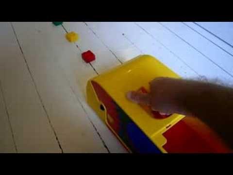 Lego Vacuum Cleaner