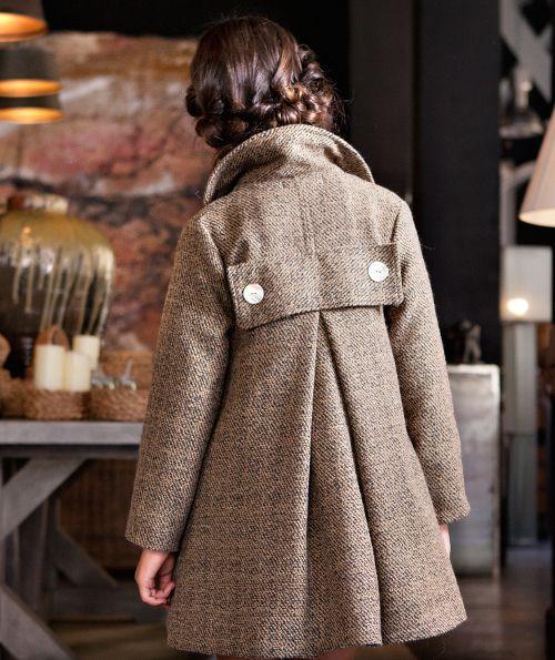 Fashion for girls fall winter Moda infantil otoño invierno