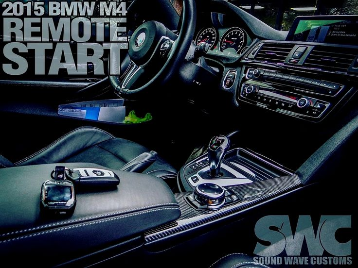YES IT CAN BE DONE!! Compustar T-11 remote start in a 2015 BMW M4! All functions & features work 100%! Huge shou-out to @_absolute_in_rockville_  for the awesome, extensive help and knowledge! #soundwavecustoms #BMW #m4 #remotestart #autostart @compustaronline #caraudio #carstereo #mobileelectronics #vehicleaccessories #12volt #wedoitall #nothingisimpossible #hamptonroads #tidewater #chesapeake #norfolk #757 #virginiabeach #followus #installs #SWC  Interested in a remote car starter ..