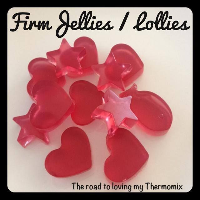 Firm Jellies/Lollies