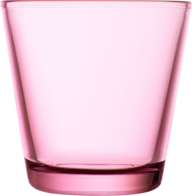 Iittala - Kartio Juomalasi 21 cl vaalea pinkki 2 kpl - store.iittala.fi