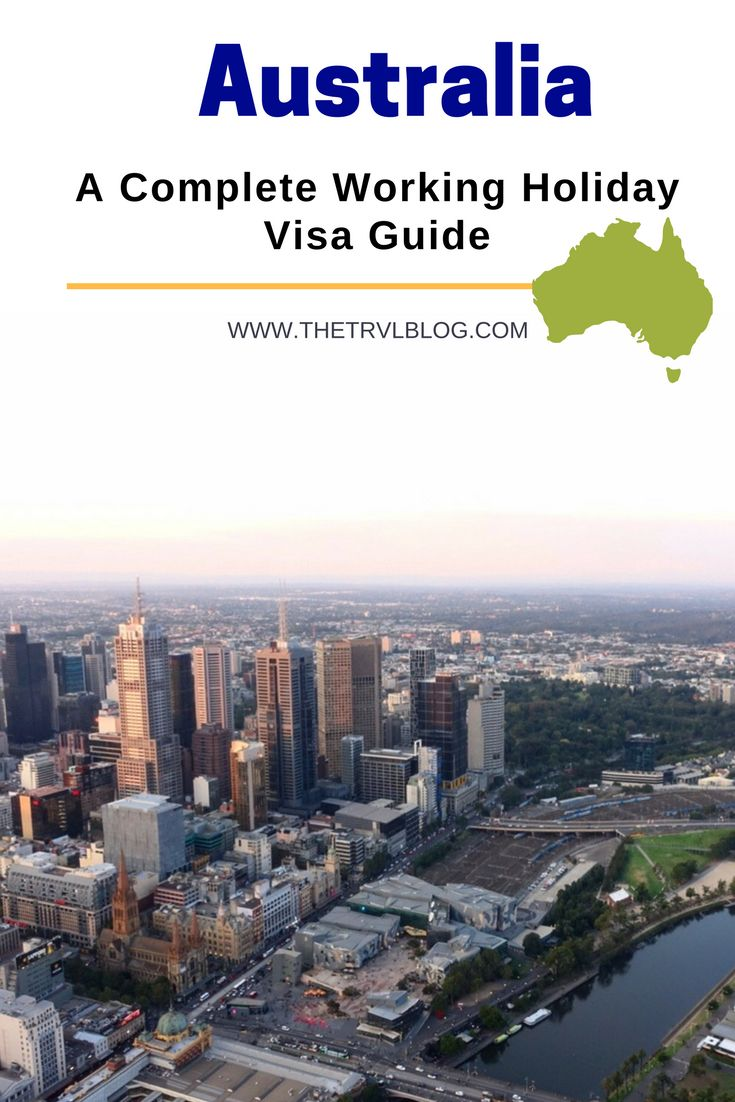 A complete working holiday visa guide for Australia. The only guide you will need. From how to get your visa, to how to get a job, what to do once you're in Australia and claiming your tax and superannuation back. Australia working holiday visa guide. A working holiday visa in Australia.