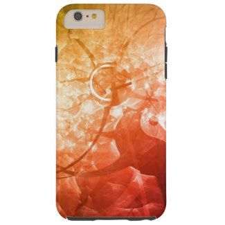Embrace iPhone 6 Plus Tough Case #iPhone6plus #accessories #abstractart #fractalstore