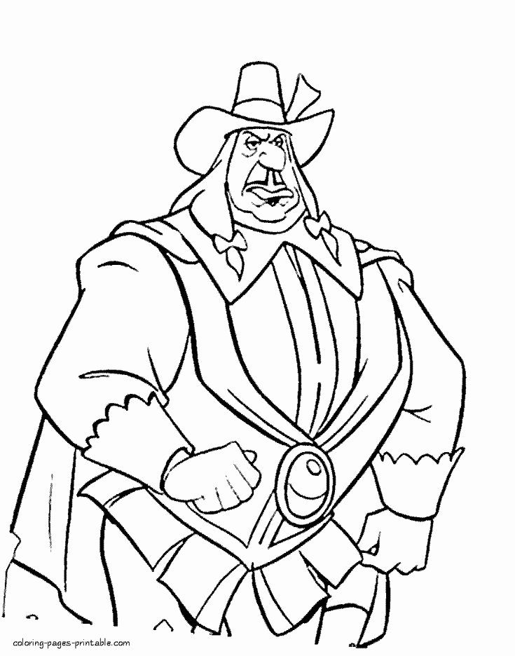 Disney Villain Coloring Pages In 2020 Coloring Books Disney Villains Coloring Pages