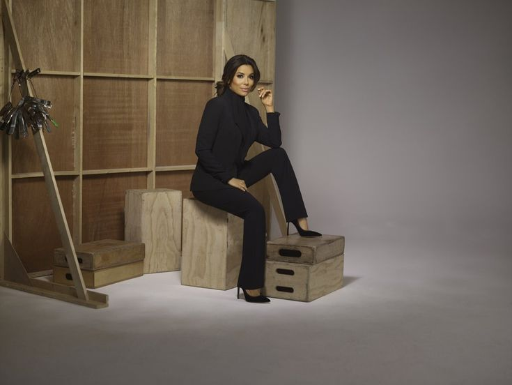 The Dresses | Eva Longoria's The Limited Collection Fall 2016 Lookbook | POPSUGAR Latina Photo 1