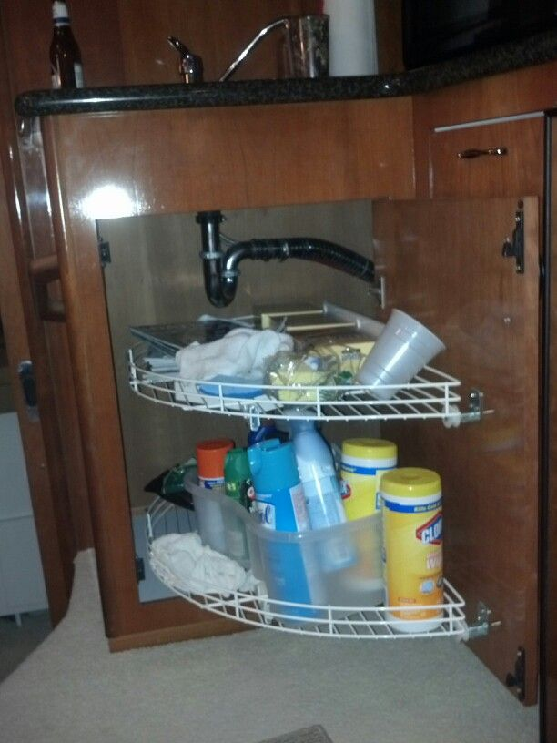 1000 Images About Organize Under Sink On Pinterest