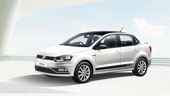 Volkswagen Ameo Black And White Special Edition Review