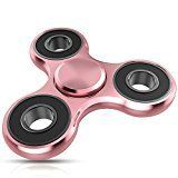 #8: ATESSON Fidget Spinner Toy Ultra Durable Stainless Steel Bearing High Speed 2-5 Min Spins Precision Metal Material EDC ADHD Focus Anxiety Stress Relief Boredom Killing Time Toys