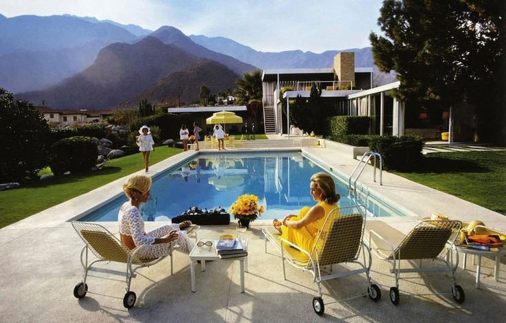 Poolside Glamour (Slim Aarons Estate Edition)