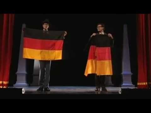 Die Sendung mit der Maus - Die deutsche Flagge