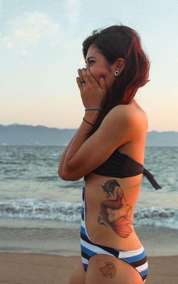 50 Fascinating Mermaid Tattoos