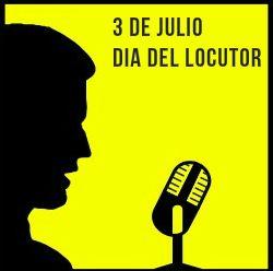 Esta fecha se instituyó cuando veintiún argentinos dedicados a esta profesión fundaron en Buenos Aires la Sociedad Argentina de Locutores (SAL), el 3 de julio de 1943.