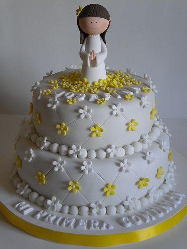 Torta Comunion | Flickr - Photo Sharing!