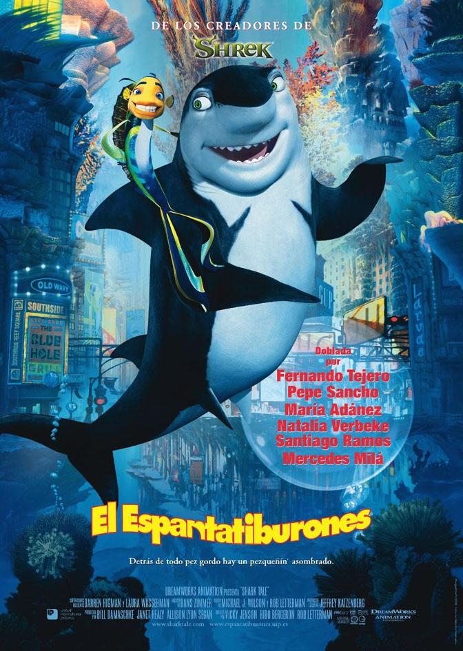 El espantatiburones - Shark tale