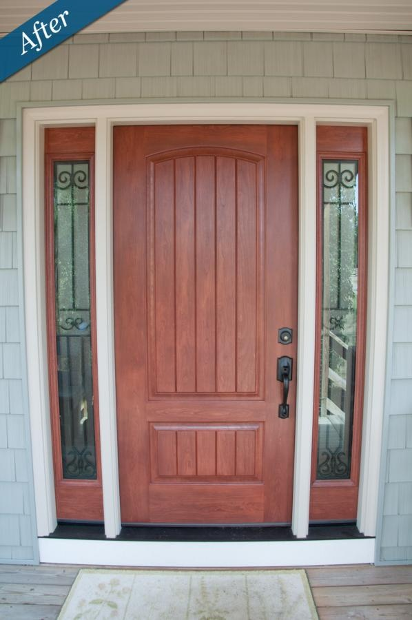Doors by doors pinterest doors for Double entry storm doors
