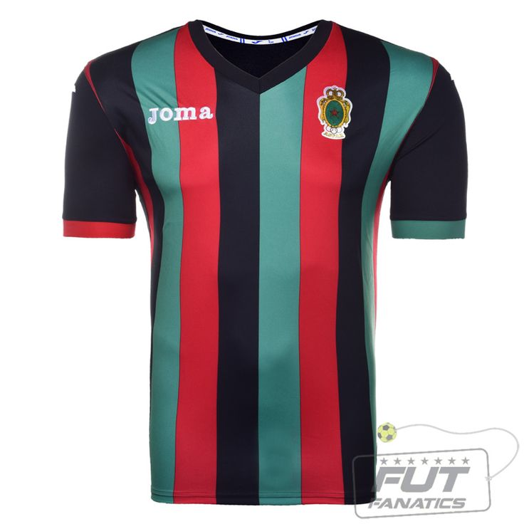64dbbe2d5f Camisa Joma Far Rabat Home 2014 - Fut Fanatics - Compre Camisas de Futebol  Originais de Times do Brasil e Europa