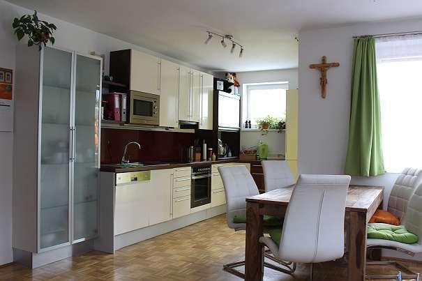NEUER PREIS - DAN Küche inkl. Esstisch