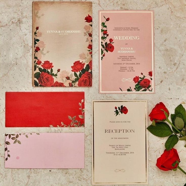 marriage invitation card in hindi language%0A A little floral touch for wedding cards   TrendingInvitationIdeas    WeddingInvites   UniqueInvitationIdeas
