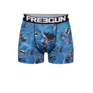 Boxeri albaștri Batman Freegun