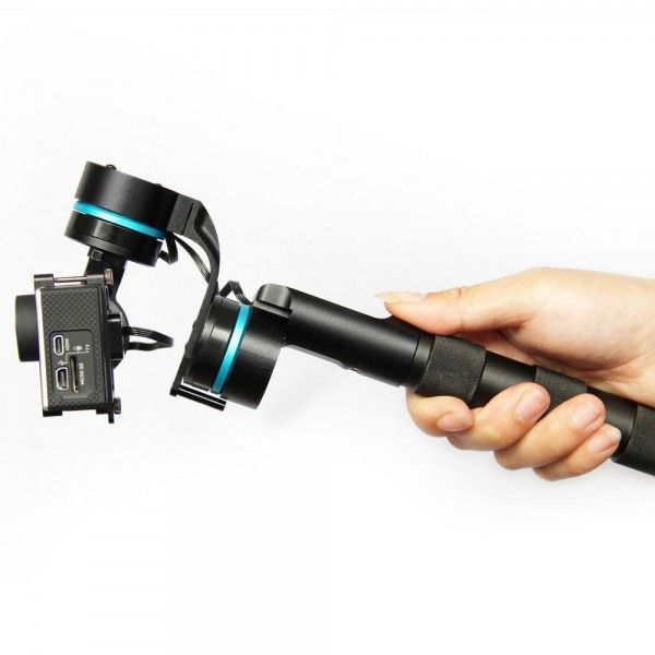 Steadycam FY-G3 3-Axis Ultra handheld Gimbal | News | Steadycam FY-G3 3-Axis Ultra handheld Gimbal | camforpro.com - Your GoPro Store