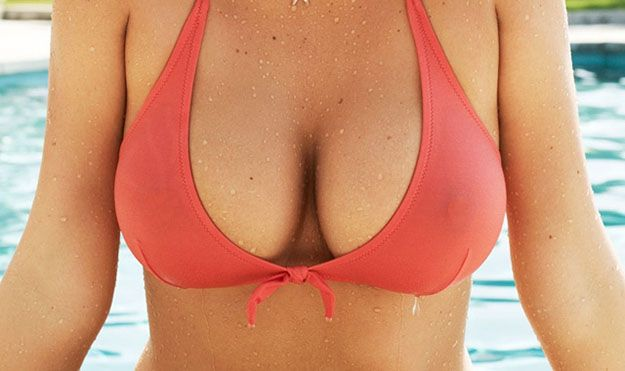 Leading Causes Behind Saggy Breasts
