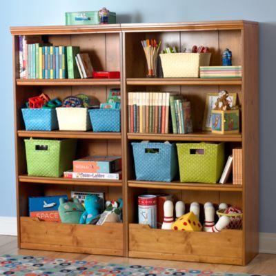 Flat Top Bookcase 60 Light Honey Shelves Pinterest