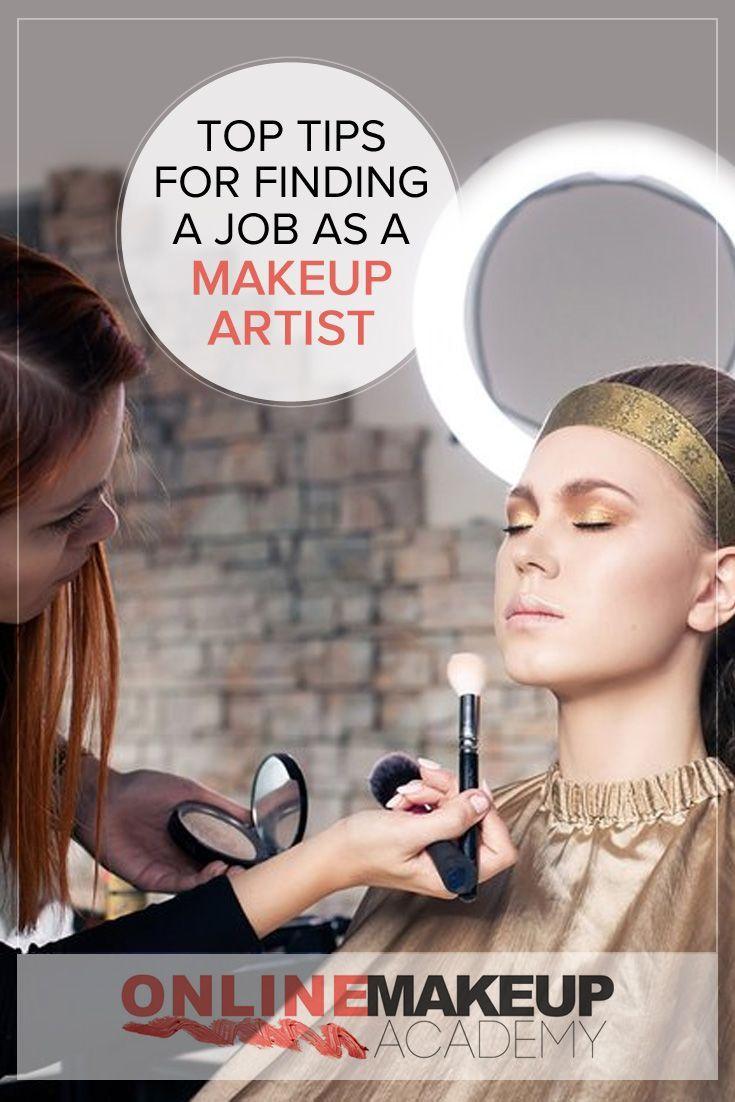 The Job Hunt Top Tips For A Makeup Artist Video Game Jobs Video Game Tester Jobs Video Game Tester