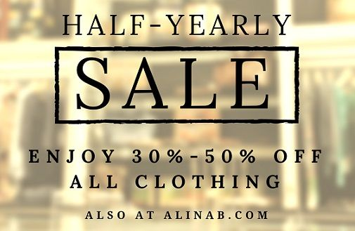 Ring in the New Year in style! Plus, 10% off all jewelry, only at Alinab.com and in-stores in Blackhawk Plaza -- Danville, CA. See you soon! #Fashion #Style #NewYear #Sale #Boutique