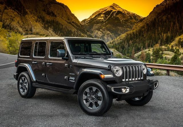 Awesome Jeep Rubicon V8