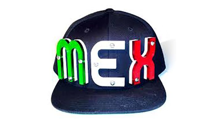 Snapback | Znaffle, #Znaffle, #BeckyG, #StealHerStyle, #WhatStarsWear, Spot this item in the original music video, http://znaffle.com/videos/becky-g-play-it-again-537