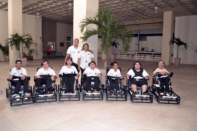 COMO TER UM MUNDO MELHOR: Grátis: Atletas de Futebol de Cadeira de Rodas jogam em Bonsucesso, neste sábado (10/06)