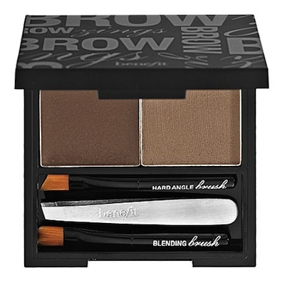So I started using the Brow Zings kit from Benefit when I began going to get my brows done at their brow bar. Immediately fell in love with this product.